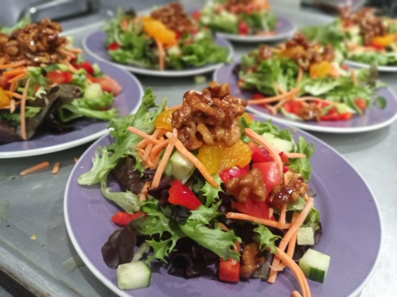 Salad for Private event