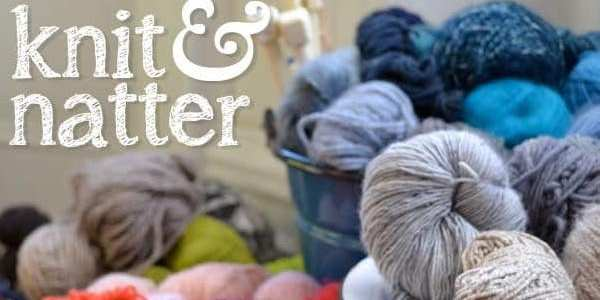 Knit and Natter sessions on Thursdays at Ditzy Rose Makery