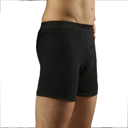 Mens Boxer Shorts (with built in pad)