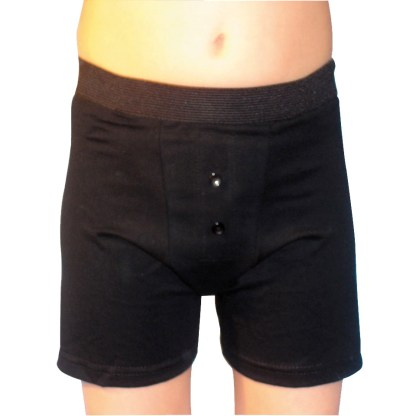 Boys Boxer Shorts (with built in pad)