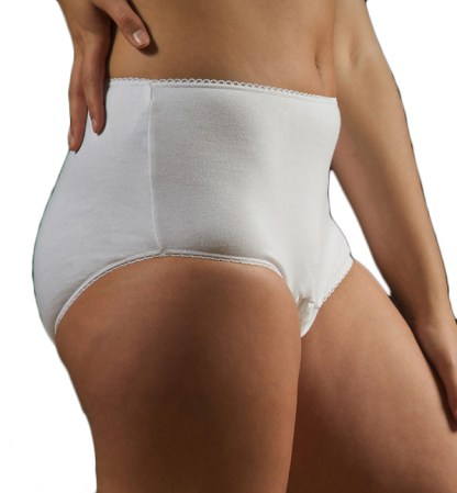 Ladies Cotton Comfy Plus
