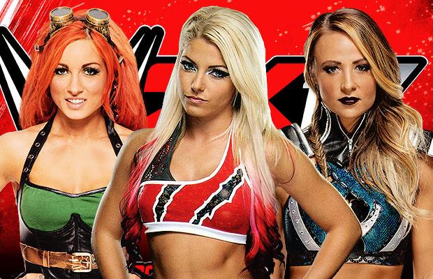 WWE-2K17-Emma-Becky-Lynch-Alexa-Bliss