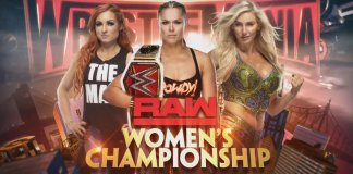 WrestleMania Becky Lynch Ronda Rousey Charlotte Flair