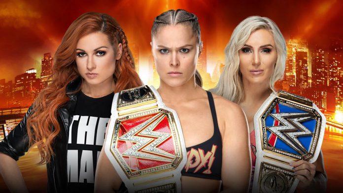 women's title main event wrestlemania