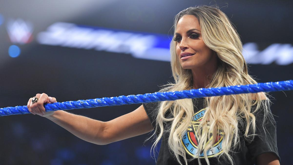 Trish Stratus states that SummerSlam will be her final match