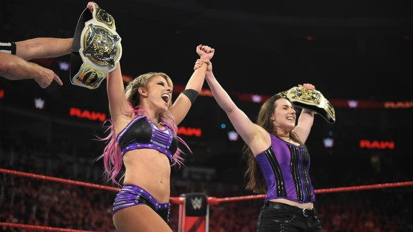 Women's Tag Title match announced for SummerSlam Kickoff *Updated*