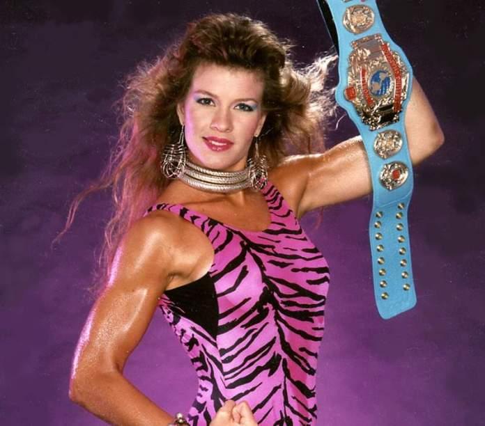 Wendi Richter revolutionized women's wrestling in the 1980's - Unsung Hero - Diva Dirt