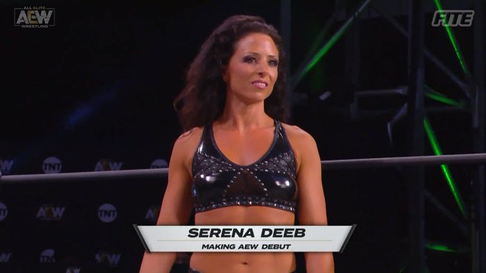 Nackt Serena Deeb  Serena deeb