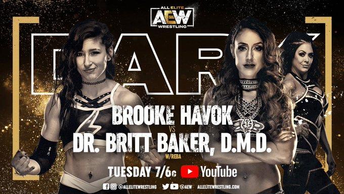 Brooke Havok vs Britt Baker