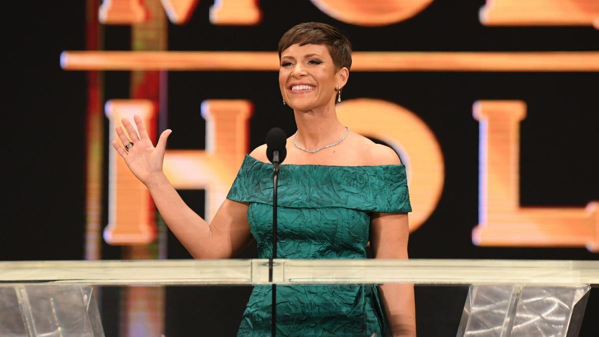 Molly Holly and The Bella Twins officially inducted into the WWE Hall of Fame – Looks on the red carpet