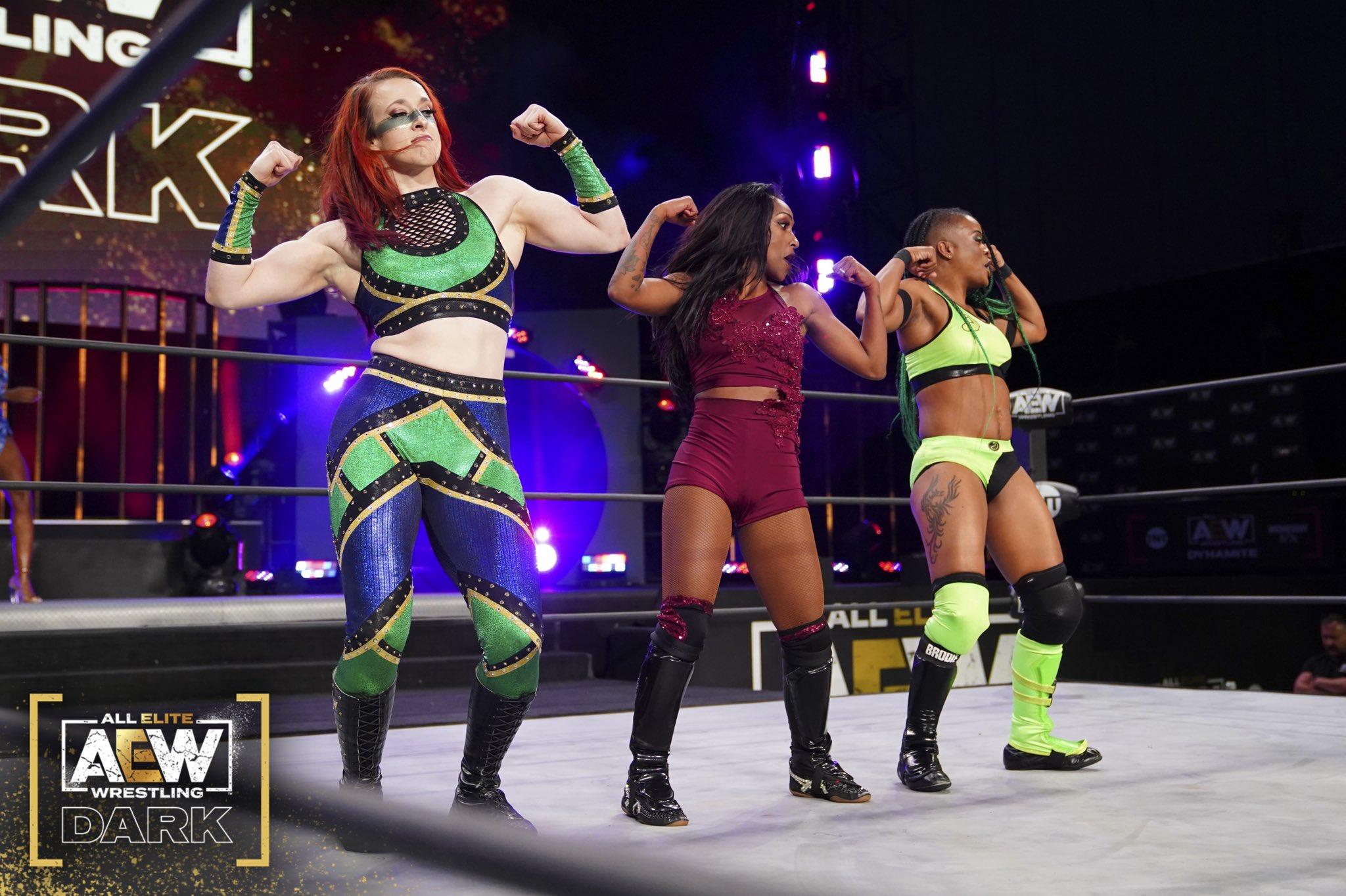 Huge tag team match set for Monday's AEW Dark: Elevation