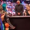 Rhea Ripley- Asuka- WWE Raw- March 2021
