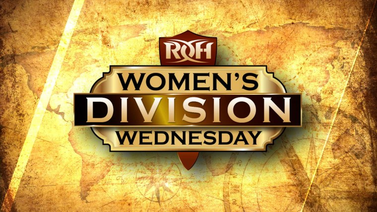 ROH to start Women's Division Wednesday on April 28