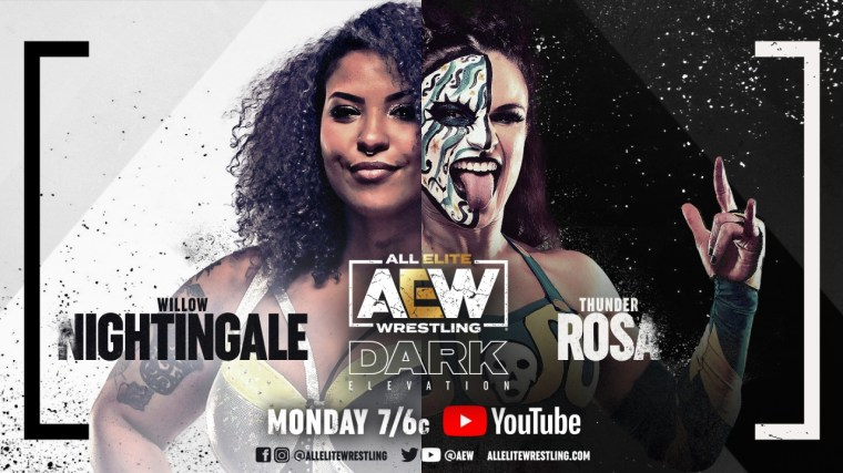 Willow Nightingale makes AEW debut on this week's Elevation