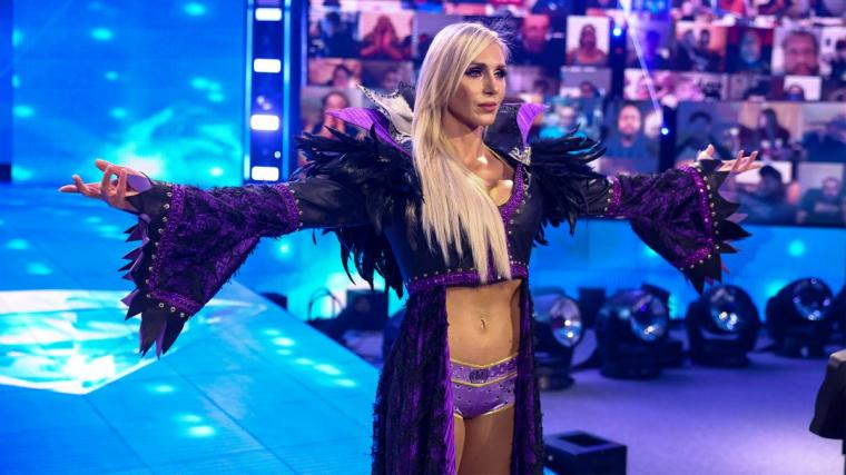 Charlotte Flair to appear on Monday's RAW to provide a medical update