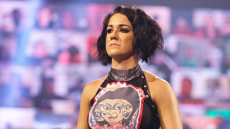 Update on Bayley's injury, including backstage reaction