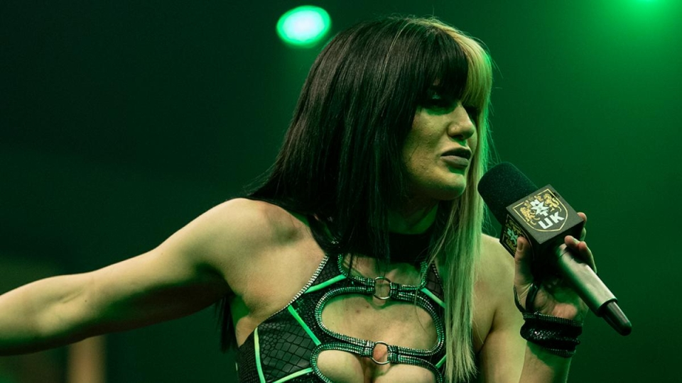 Blair Davenport reveals she nearly signed for NXT UK in 2019