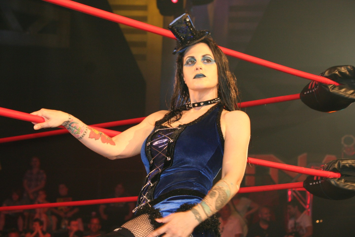 Daffney is set to appear for GAW TV on July 21