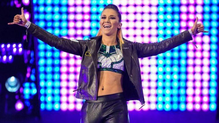 Update on Tegan Nox's return to the ring