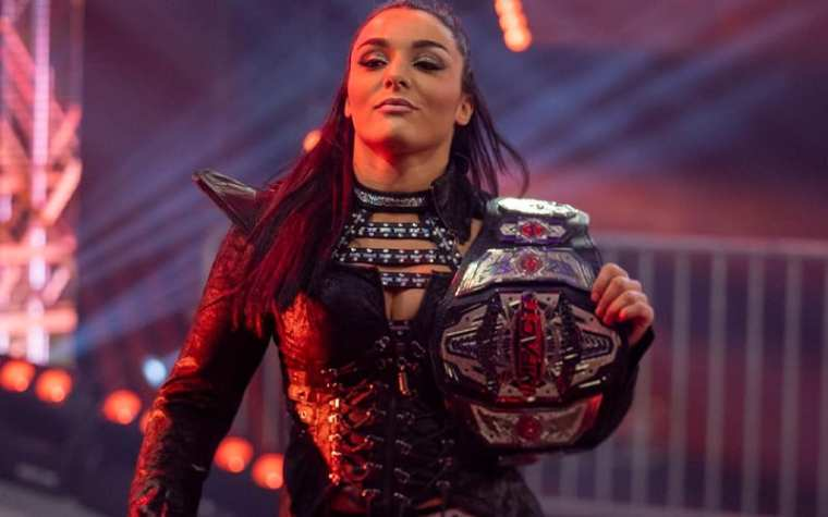 Updated report on Deonna Purrazzo's mystery opponent for Slammiversary