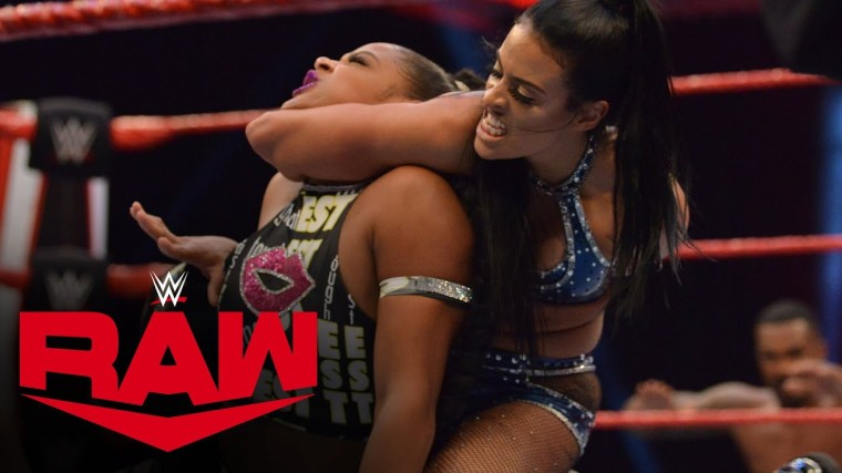 """Zelina Vega says she has """"unfinished business"""" with Bianca Belair"""