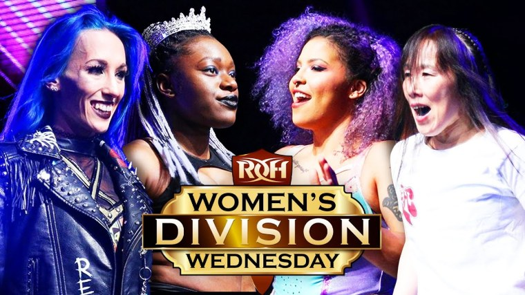 Sumie Sakai is now in the ROH Women's Title Tournament; Allie Recks gets the offer but unable to accept due to injury