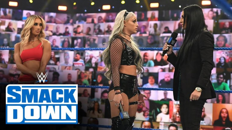 Liv Morgan added to MITB; Carmella now facing Belair for the SmackDown Women's Title on July 16