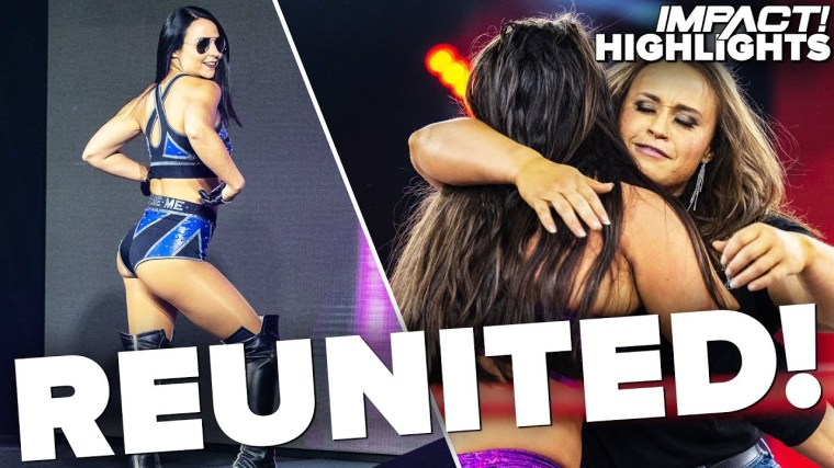 Grace & Ellering mend their partnership; Knockouts Tag Team Title picture heating up