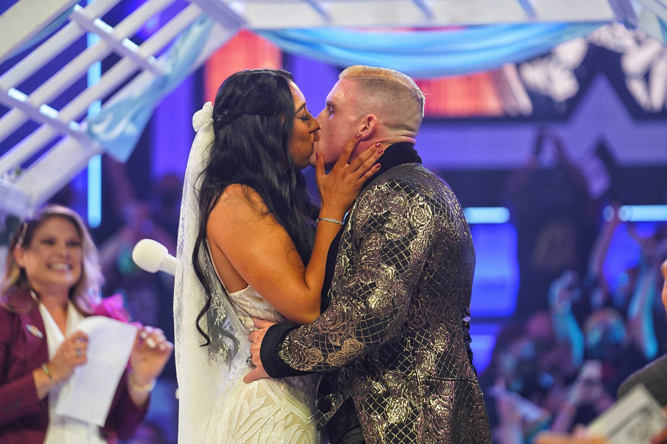The InDex Wedding was a success; Mandy Rose reveals new look and stable name