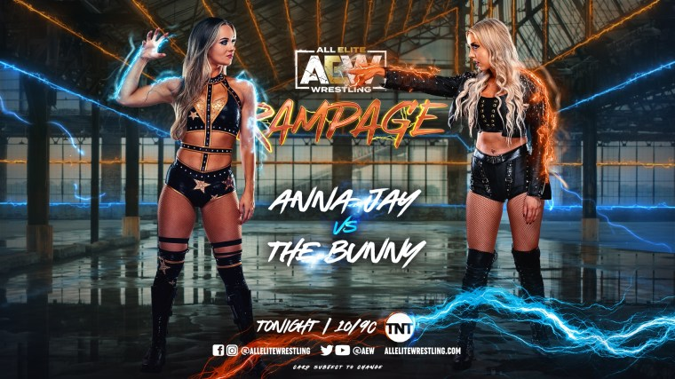 AEW Rampage Discussion Post: 09.17.21