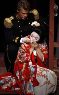 Madama Butterfly at Royal Albert Hall
