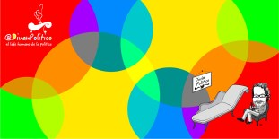 Aplicación logo @DivanPolitico fondo Twitter