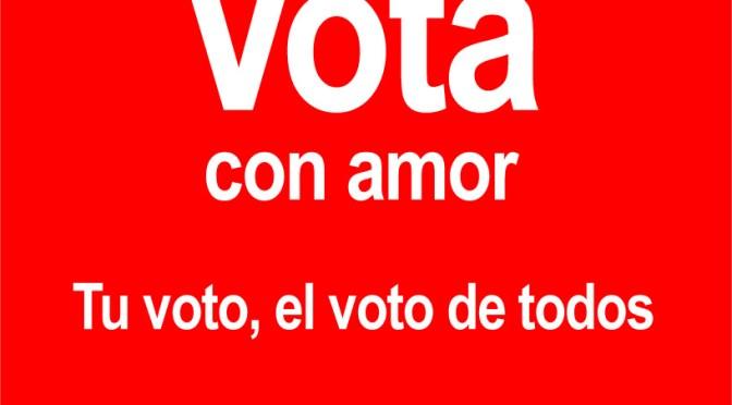 Diván Político y la campaña Tu voto, el voto de todos