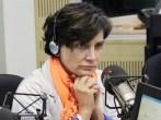 Maria Elisa Uribe en entrevista radial