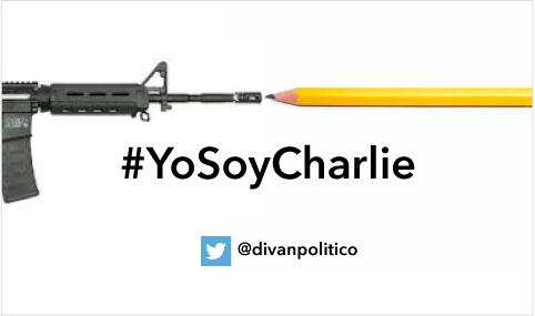 En Diván Político #YoSoyCharlie #JeSuisCharlie