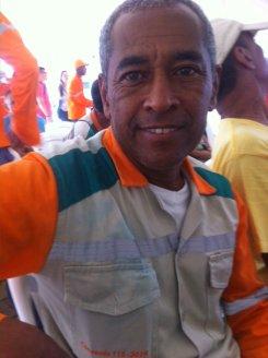 José Luis Hurtado, ex habitante de calle, beneficiado de Somos Gente