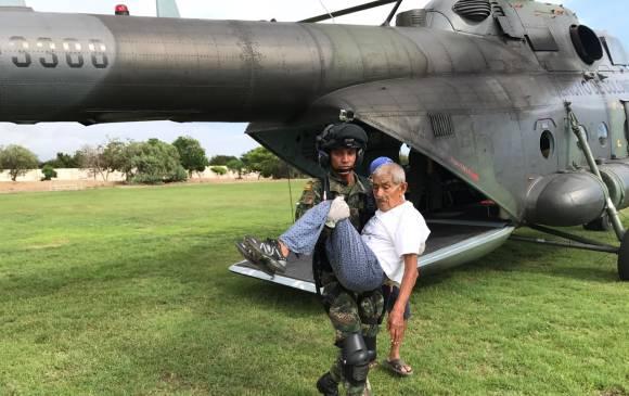 Colombia se suma a ayudar a Perú