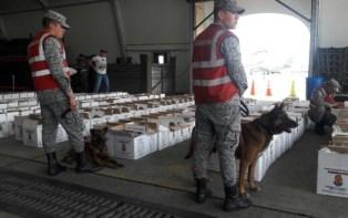 30 toneladas de ayuda humanitaria fueron enviadas de Colombia a Perú para los damnificados. Foto: El Colombiano