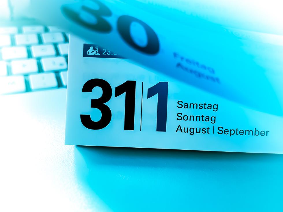 Ein August wie kein Zweiter zuvor – und der September 2019?