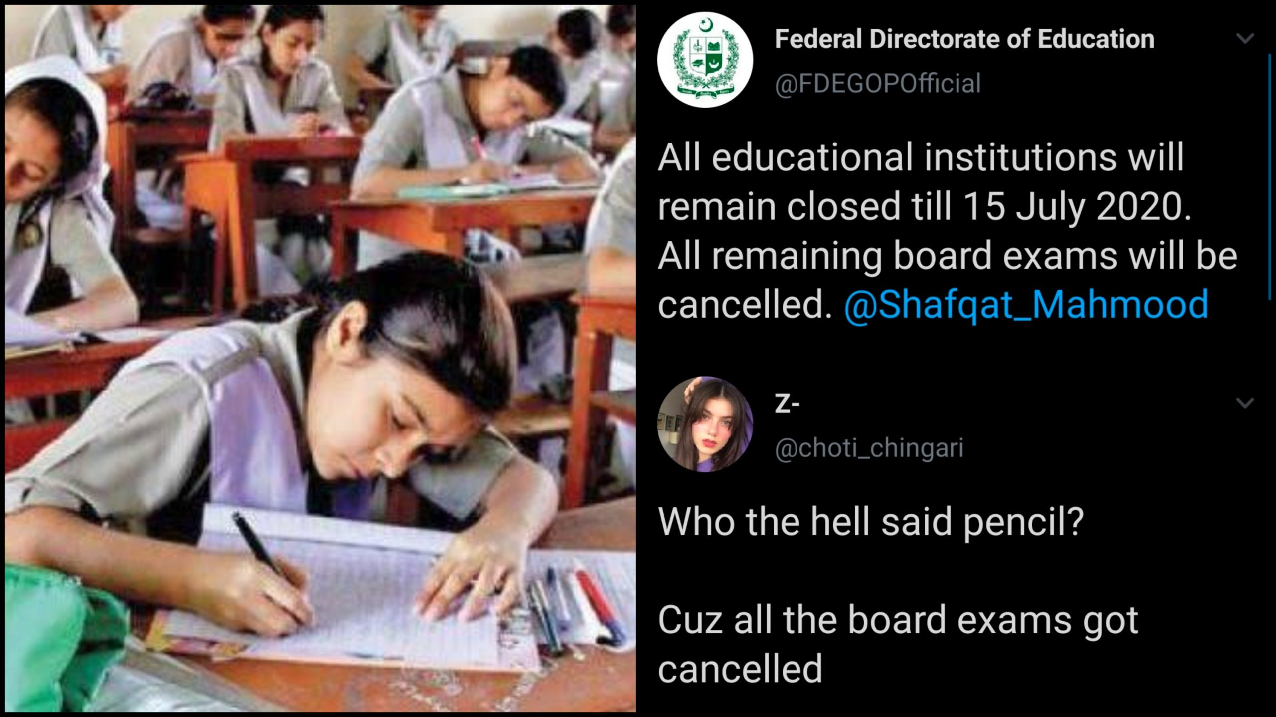 Board Exams Cancelled And Memes Have Taken Over The Internet