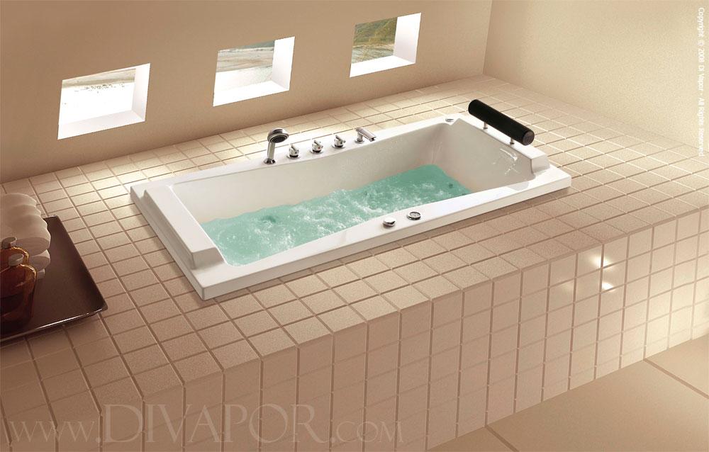 Whirlpool Bath The Novara