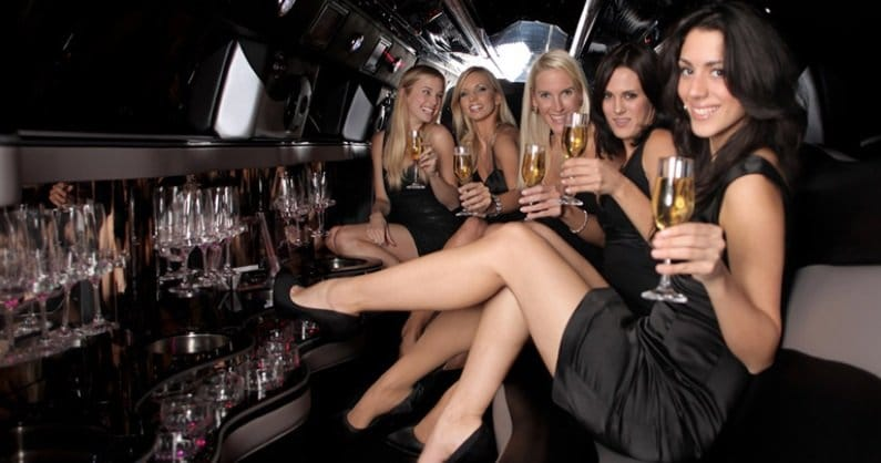 Hot Babes Bachelor Party Amsterdam