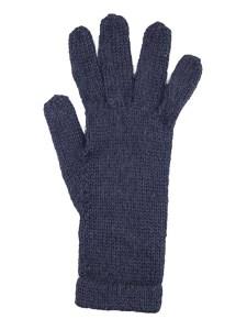 Milkshake Glove, Black 100% Alpaca, winter glovess for the whole family