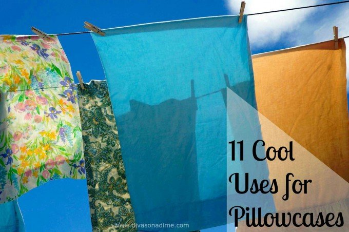 What else can you do with pillowcases? Here are 11 great ideas to make life easier.