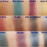Sleek i-Divine Sparkles 2 Palette: Review, Swatches