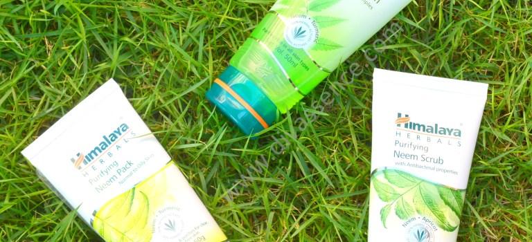 Himalaya Pure Skin Neem Facial Kit Unboxing