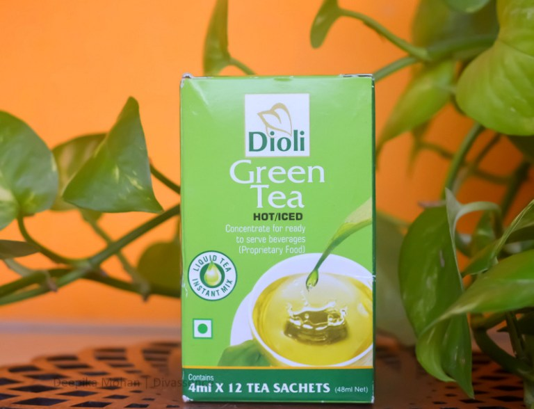 Chandani Herbals, Dioli Green tea, best green tea in India, green tea brands in India, shop green tea online, green tea review, Nilgiris, Nilgiris Chennai, Chennai beauty blogger, Chennai food blogger