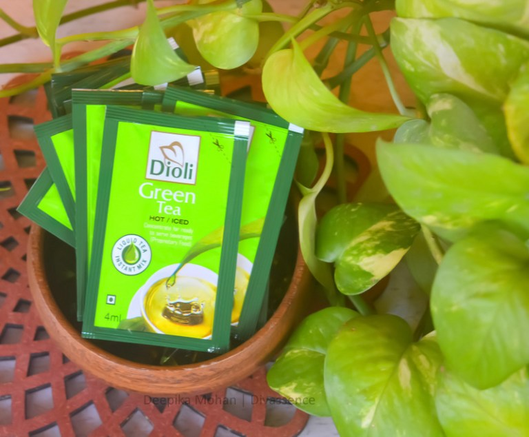 Chandani Herbals, Dioli Green tea, best green tea in India, shop green tea online,Nilgiris Chennai, Chennai beauty blogger