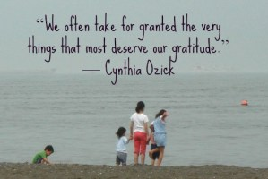 Thankful Thursday - Thankful for love, family and laughter