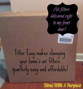 Filter Easy makes remembering to change your home's air filters easy and affordable